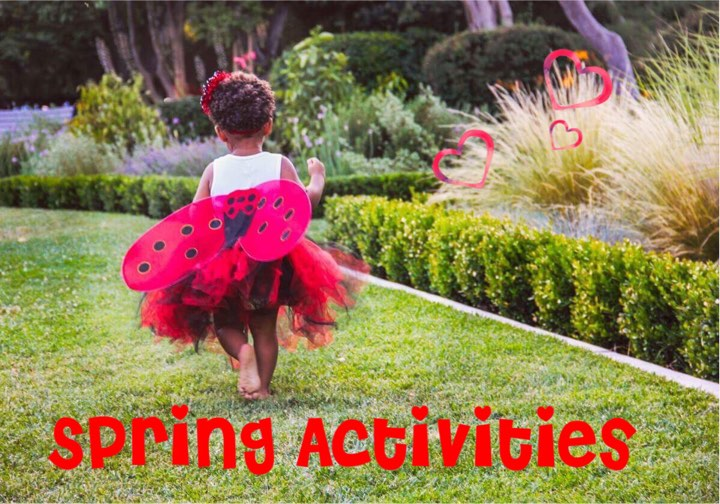 Spring activities for preschool kids