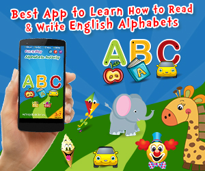 English learning apps for kids