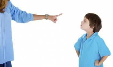 Is Child Discipline a Matter of Teaching or Becoming Role Model?