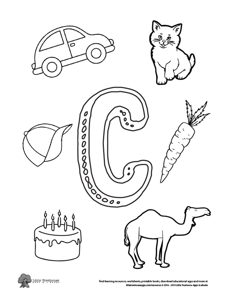 C Is For
