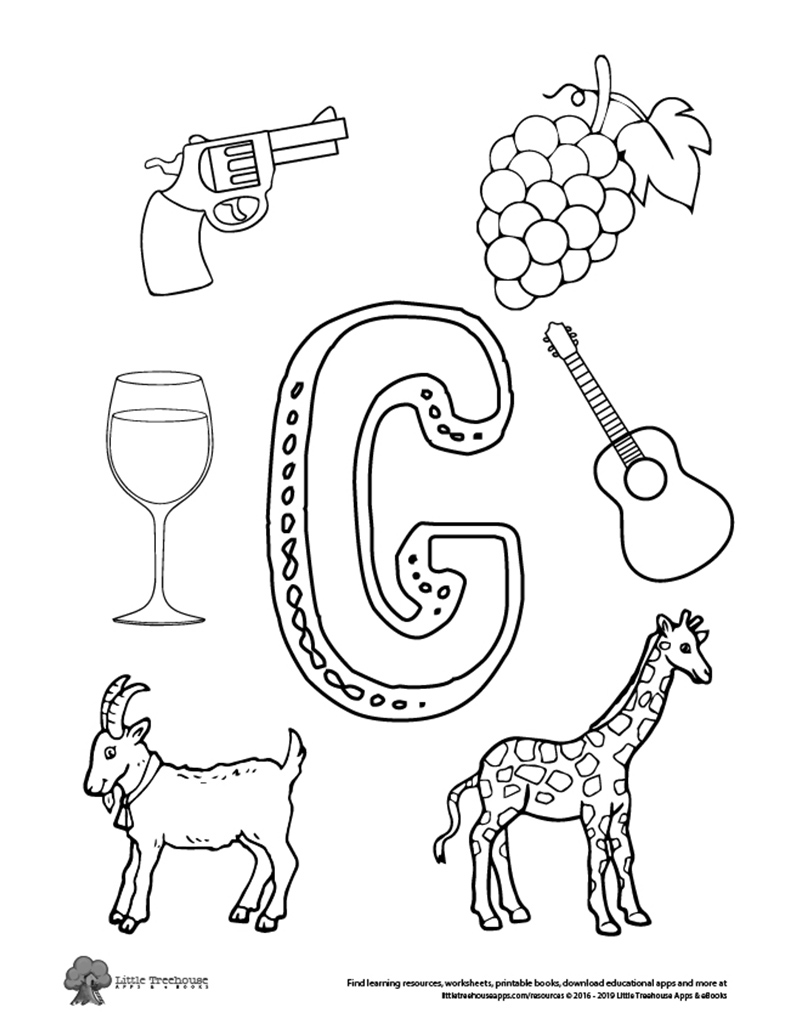 G Is For