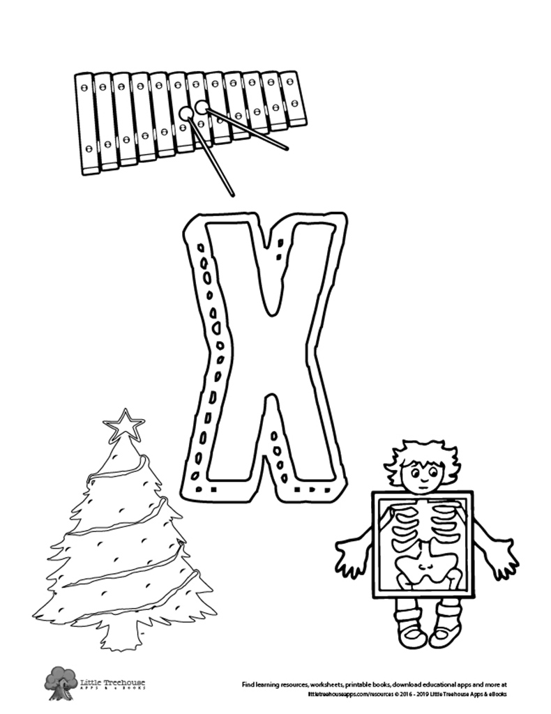 X Is For