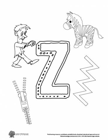 Z Is For