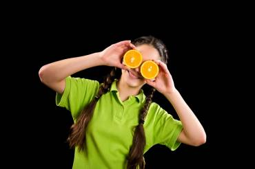 Different Foods and Ways That Improve Kids Eyesight