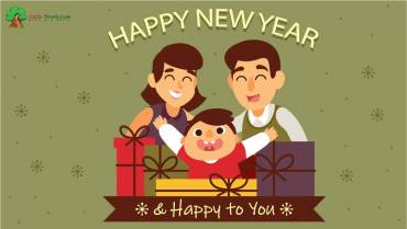 Quick Ways to Create a New Year Greeting Card for Your Friend