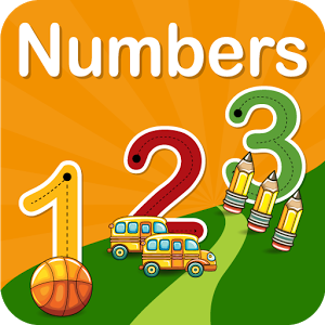 Numbers 123 Activity Book